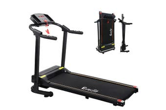 Everfit Electric Treadmill 12 Speed Level Cardio Home Gym Exercise Machine Fitness Running Run