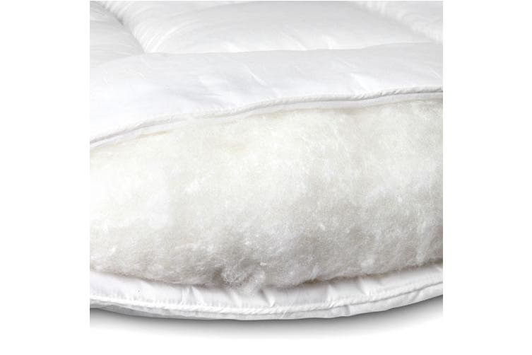 Giselle Bedding Pillow Top Mattress Toper 5cm 1000 GSM (King) Bamboo Fibre Pillowtop Pad Cover