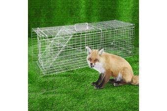 Extra Large Humane Animal Trap Cage Possum Fox Koala Rabbit Bird Cat Live Catch