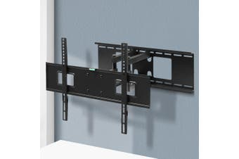 Artiss TV Wall Mount Bracket Tilt 180 Swivel Full Motion Multi Direction Viewing Angle Easy To Install