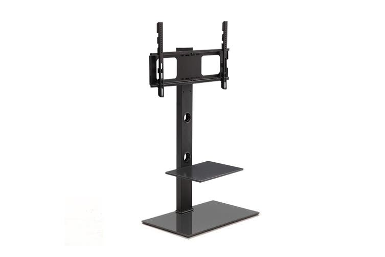 Artiss Universal Floor TV Stand 32inch to 70inch with Bracket Shelf Mount Entertainment Unit Swivel  Storage Space