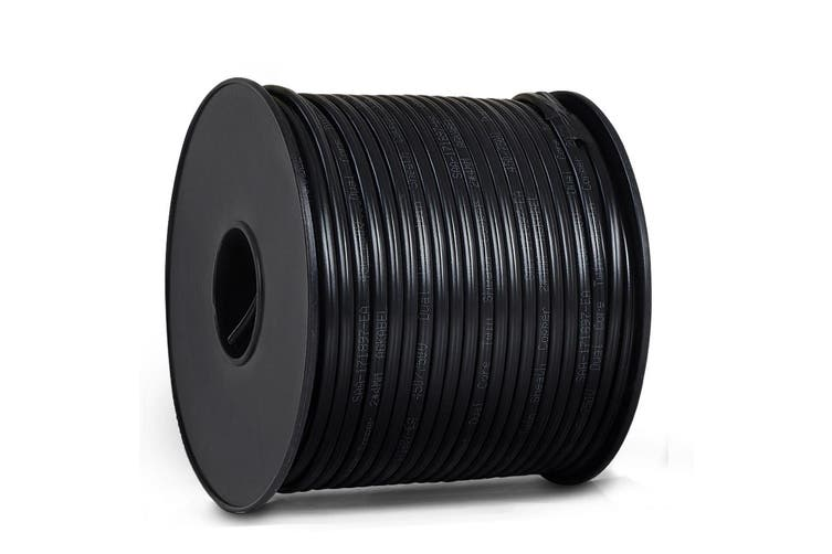 4mm Electrical Cable Twin Core Extension Wire 100m Car Solar Panel 450v SAA Certified Sheath Automotive Cables