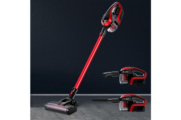 Devanti Cordless Handheld Vacuum Cleaner Upright Bagless Handstick Portable Rechargeable Vac