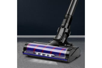 Devanti Cordless 120W/150W Handheld Vacuum Cleaner Replacement Motorise Roller Brush Head