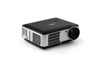 Devanti Mini Video Projector WiFi Portable 4000 Lumen Home Theatre Office Presentation Multimedia