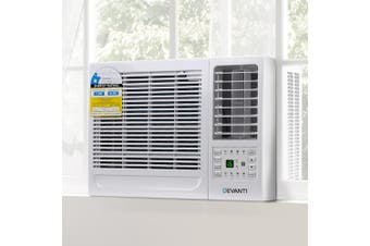Devanti 1.6KW Portable Air Cooler Refridgerated Conditioner Conditioning Cooling Fan Window Wall Box Reverse Cyle