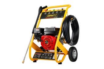 Giantz Petrol High Pressure Washer Gun Water Cleaner 8HP 4800PSI Gurney 20M Hose Pump Petrol Powered