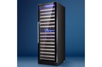 Devanti 155 Bottles Wine Chiller Cooler Compressor Fridge Storage Commercial
