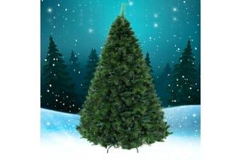 Jingle Jollys Christmas Tree 2.1M 6FT Xmas Decoration Green Home Decor 1584 Tips