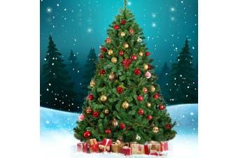 Jingle Jollys 2.1M 7FT Christmas Tree Xmas Decoration Green Home Decor 1250 Tips