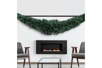 Jingle Jollys Christmas Garland 2.1M Xmas Wreath Decoration Home Decor