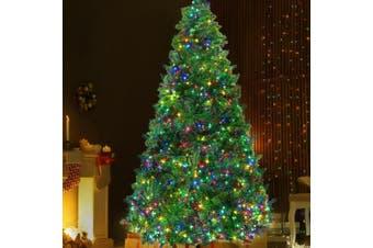 Jingle Jollys Christmas Tree LED 2.1M 7FT Xmas Decorations Green Home Decor