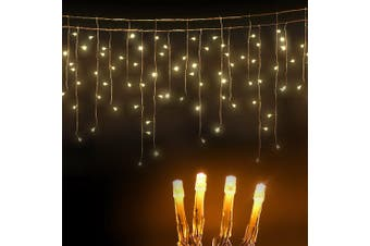 Jingle Jollys Christmas String Lights 500 LED Solar Powered Party Outdoor 20M