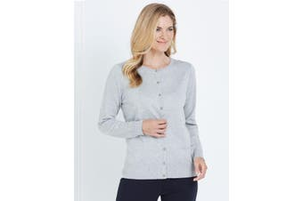 Women's Noni B L/Slv Vns Button Det Cardi | Cardigans Knitwear