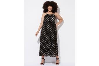 Women's Crossroads Foil Maxi Dress   Dresses