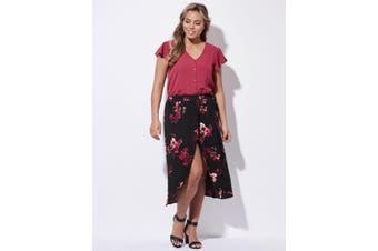 Women's Crossroads Maxi Dress Overlay | Bottoms Skirts