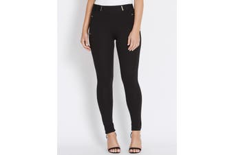 Women's Table 8 Table Eight Tab Detail Ponte Pant |