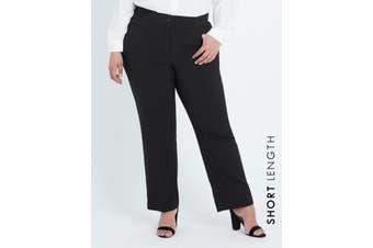 Women's Autograph Two Way Stretch Pant Short Length - Plus Size   Bottoms Pants