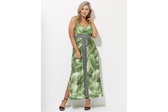 Women's Crossroads Ring Back Maxi Dress   Dresses