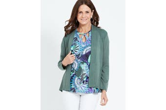 Women's Millers Long Sleeve Edge To Edge Cardigan | Cardigans Knitwear