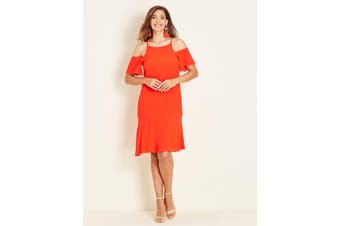 Women's Crossroads Peplum Sundress   Dresses