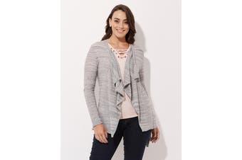 Women's Crossroads Waterfall Cardi | Cardigans Knitwear