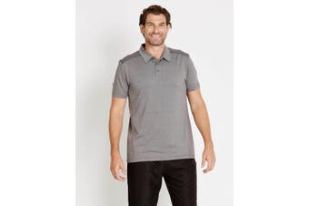Mens Rivers Cut And Sew Active Polo | Active Leisure Wear