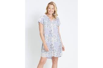 Womens Rivers Button Thru Textured Dress   Dresses
