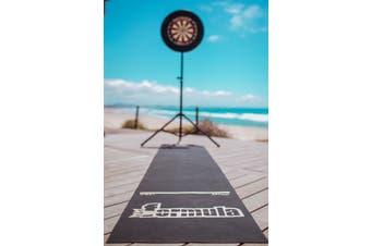 Dart Board Mat Formula (Heavy Duty Rubber)