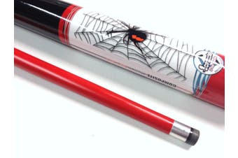 Illusion Graphite Redback Spider Web Deadly Cue