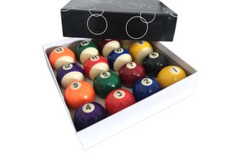 Kelly Pool Balls 2 & 1/16 inch