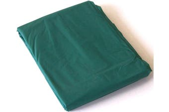 Standard Pool Snooker Billiard Table Cover 8ft Green