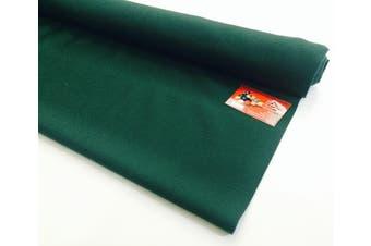 ENGLISH Hainsworth Pool Snooker Billiard Table Cloth Felt full kit 7ft RANGER GREEN
