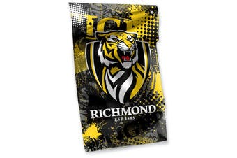 Richmond Tigers AFL Cape Wall Flag Banner