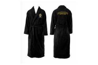 Richmond Tigers AFL Youth Kids Dressing Gown Robe Size 10-12