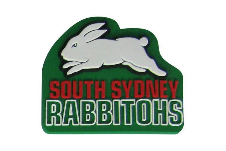 South Sydney Rabbitohs Nrl Team Logo Car Air Freshener Kogan Com