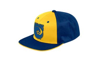Central Coast Mariners A-League 3D Embroidered Flat Peak Hat Cap