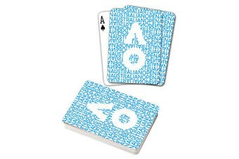 Australian Open Tennis Melbourne 2020 Playing Cards