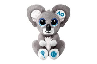 Australian Open Tennis Plush KOALA Teddy Bear Big Eyes