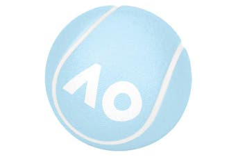 Australian Open Tennis BIG Blue Squishy Ball 19cm Circumference