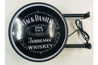 Jack Daniels Whiskey Bar Lighting Wall Sign Light LED