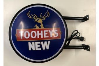 TOOHEYS NEW BEER Bar Lighting Wall Sign Light LED