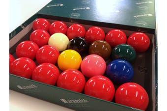 "Aramith Premier Snooker Balls 2"" inch Set (22 BALL)"
