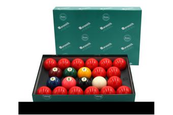 Aramith Premier American Snooker Balls 2 & 1/4 inch Set