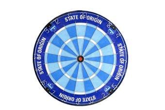 2020 State of Origin NSW New South Wales Blues Dart Board