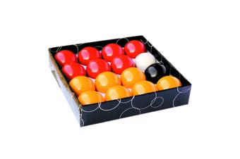 Casino Pool Balls 2 inch with 1 & 7/8 White Pool Snooker Billiard Cue ball