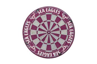 Manly Warringah Sea Eagles NRL Bristle Dart Board