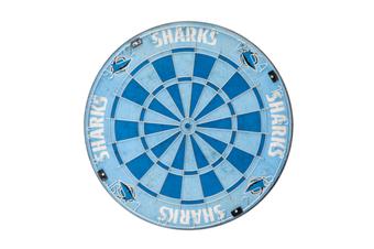 Cronulla Sharks NRL Bristle Dart Board
