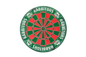 South Sydney Rabbitohs NRL Bristle Dart Board