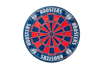 Sydney Roosters NRL Bristle Dart Board